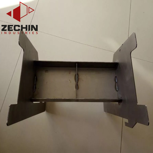 sheet metal work mild steel housings folded bent fabricated
