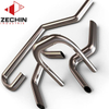 Stainless steel tube bending fabrication parts supplier