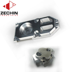 Stainless steel CNC machined part oem services
