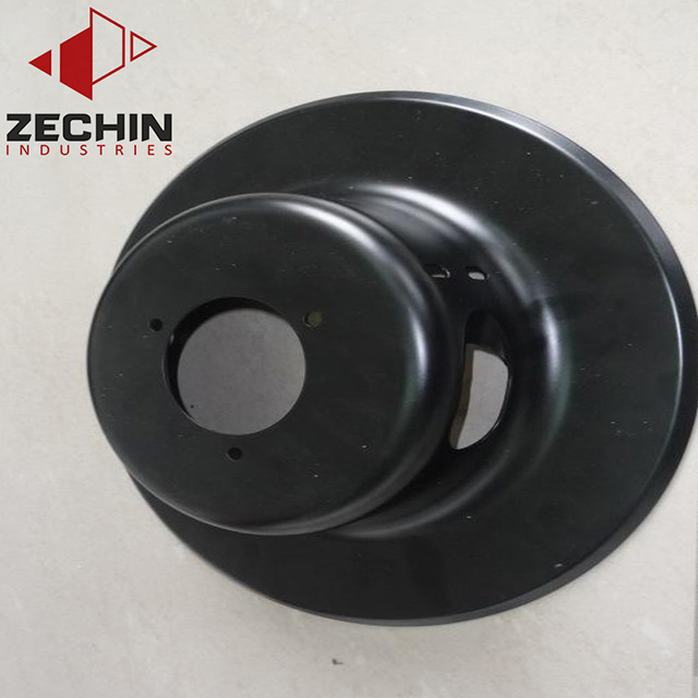 Customized deep drawn stampings China